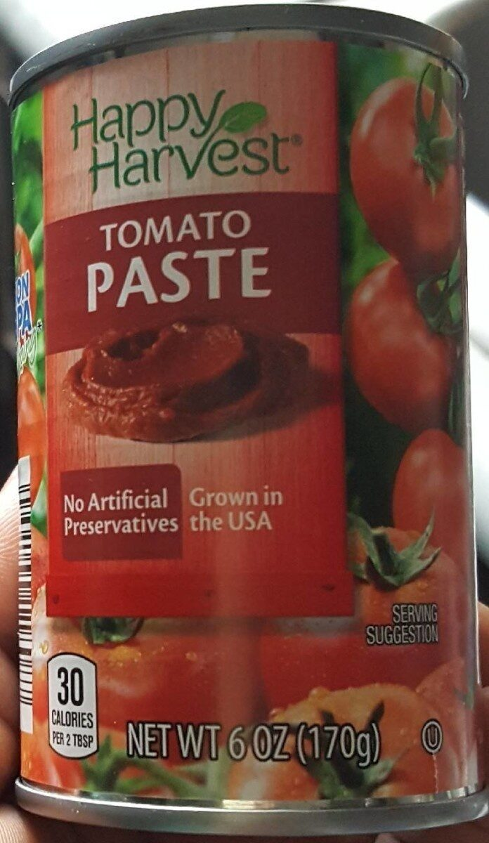Tomate paste - Produit - en