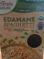Edamame spaghetti - Product - en