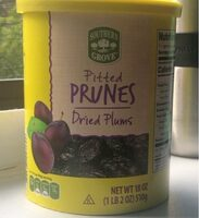 Pitted prunes - Product - en
