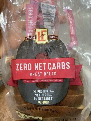 Zero net carbs - Product - en