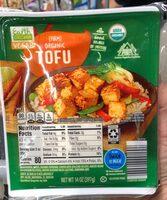 Organic Tofu - Produit - en
