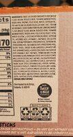 cheesy bread sticks - Ingredients - en