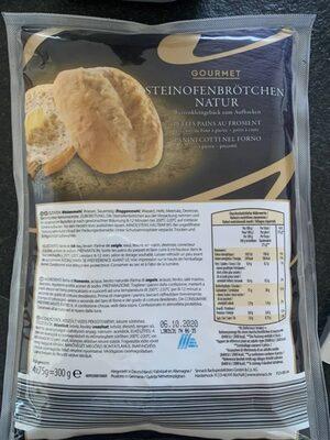 Petits pains au fromant - Product - en