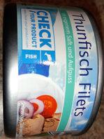 Thunfisch in eigenem Saft - Prodotto - de