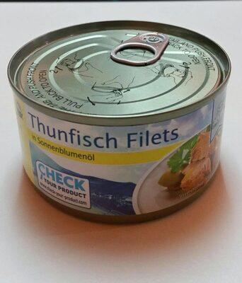 Filet de thon - Produkt