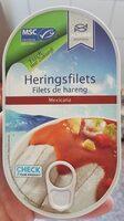 Heringsfilet - Produkt - fr