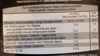 Farfalle Fantasia al Limone - Nutrition facts - de
