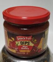 Dips Hot Salsa - Produit - fr