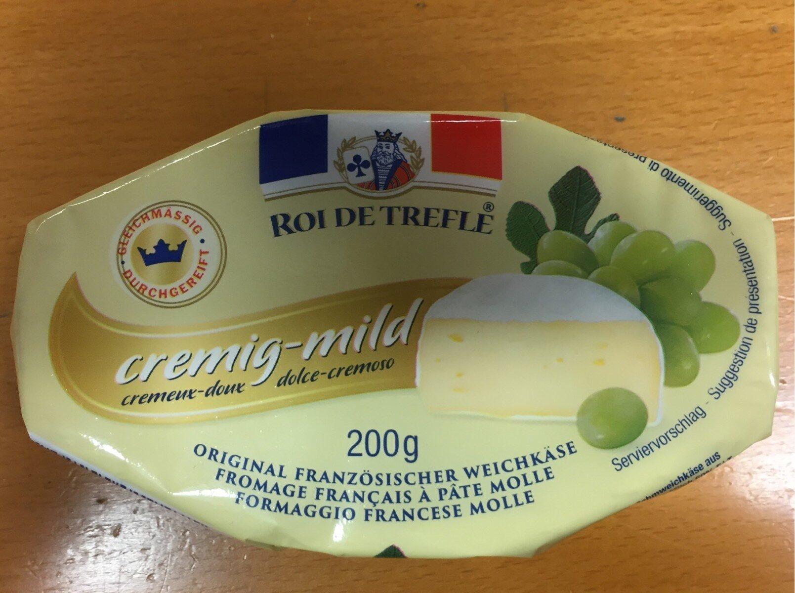 Fromage français a pâte molle - Product - de