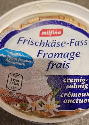 Frischkäse-Fass - Produto - fr
