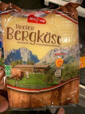 Bergkäse Tirol - Product - de