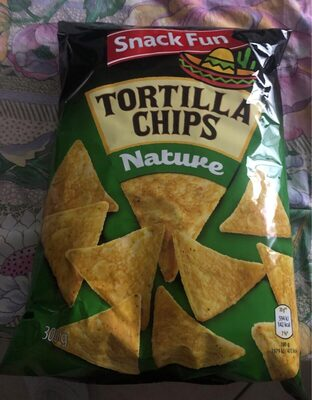 """Tortilla Chips """"Nature"""" - Product"""