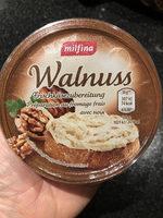 Walnuss, préparation au fromage frais avec noix - Prodotto - de
