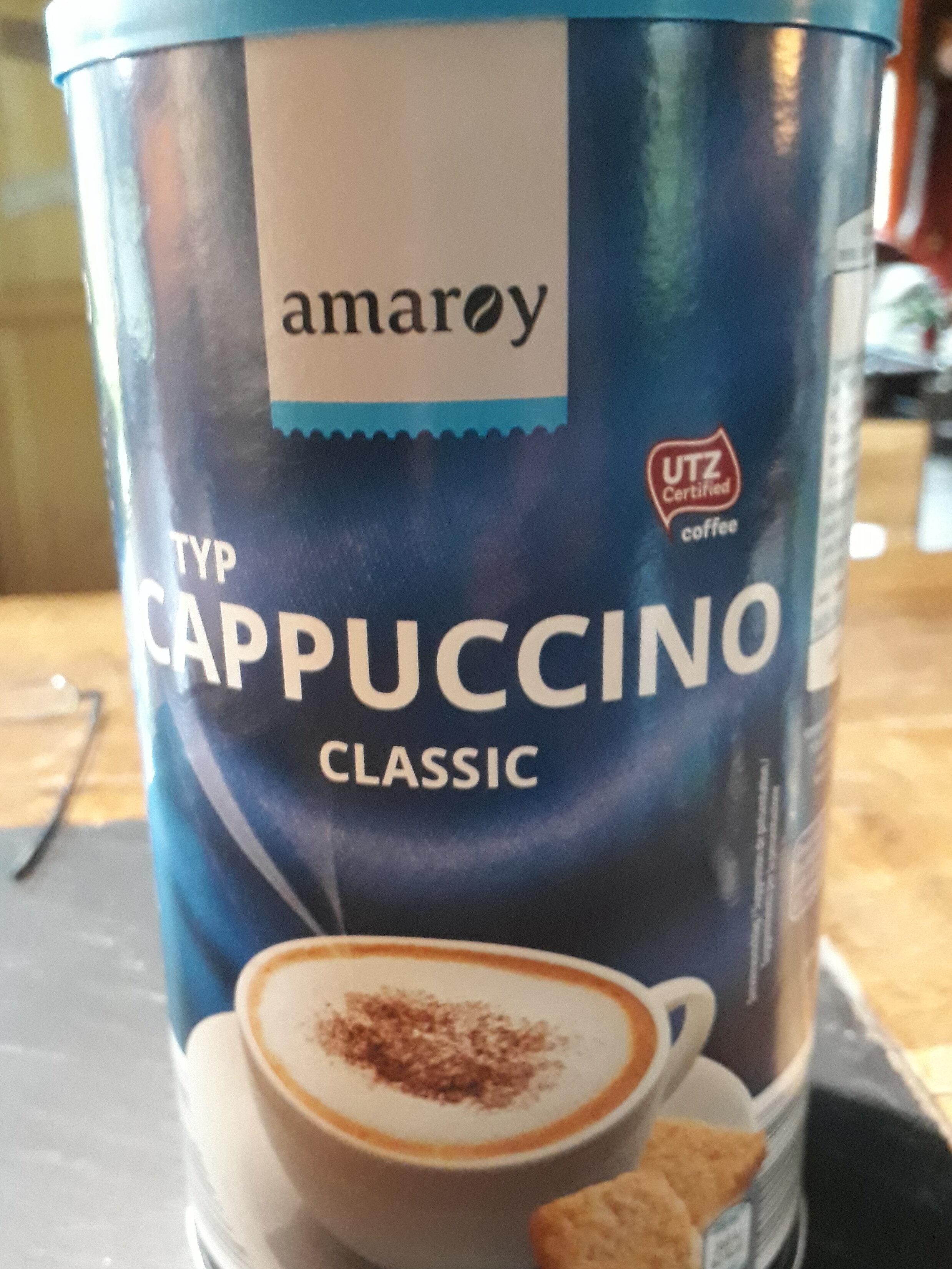 Cappucino classic - Prodotto - fr