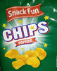 Paprika Chips - Product