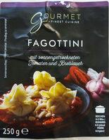 Fagottini, paradicsommal és fokhagymával - Produit - hu
