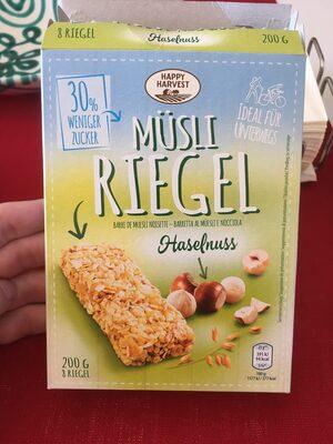 Müsli Riegel - Product - de
