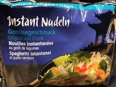 ASIA Instant Nudeln - Prodotto - de
