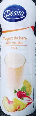Yogurt da bere alla frutta. - Product - it