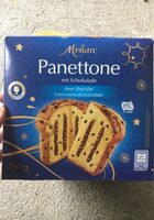 Panettone avec chocolat - Prodotto - fr