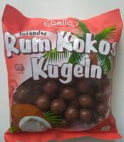 Rum Kokos Kugeln - Produit - hu