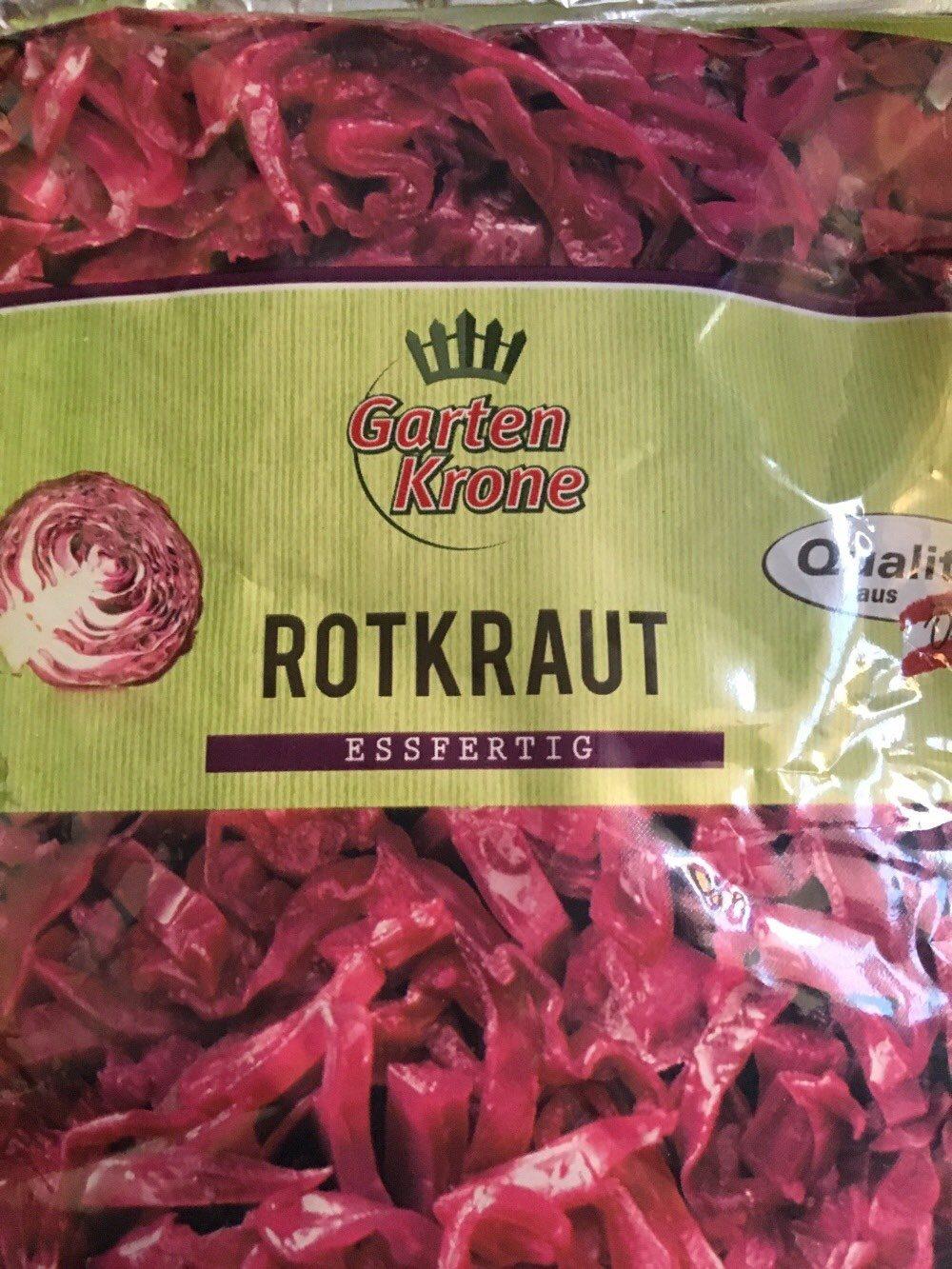 Rotkraut, essfertig - Produit - de