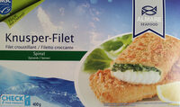 Knusper-Filet Spinat - Product