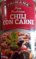 CHILI CON CARNE (ČILI Z MESOM) - Product