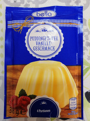 Puding v prahu z okusom vanilije - Product