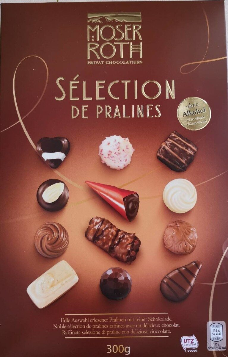 Pralines - Product