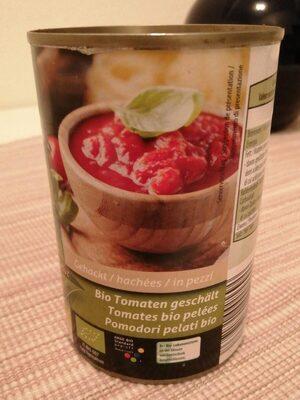 Tomates bio pelées - Product - fr