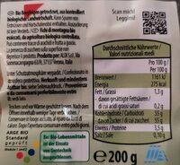 Figues de montagne séchés - Informazioni nutrizionali - fr