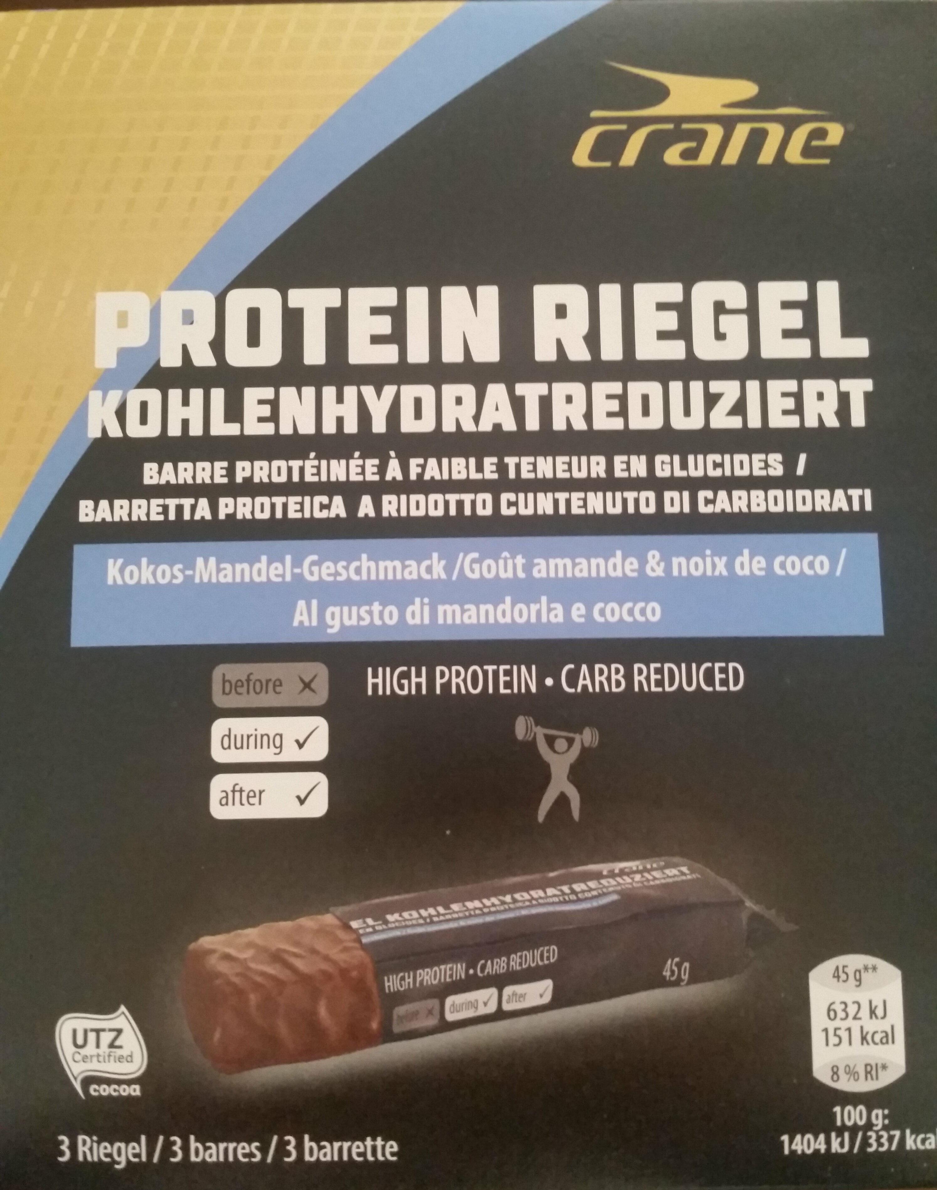 Protein riegel - Product - en