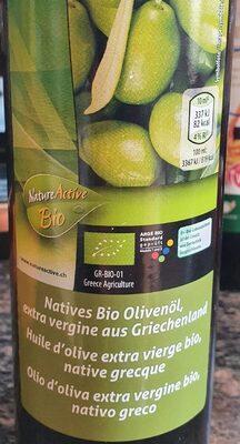 Huile d'olive extra vierge bio, native grecque - Prodotto - fr