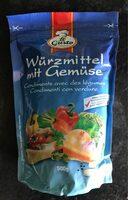 Condiments avec des legumes - Prodotto - fr