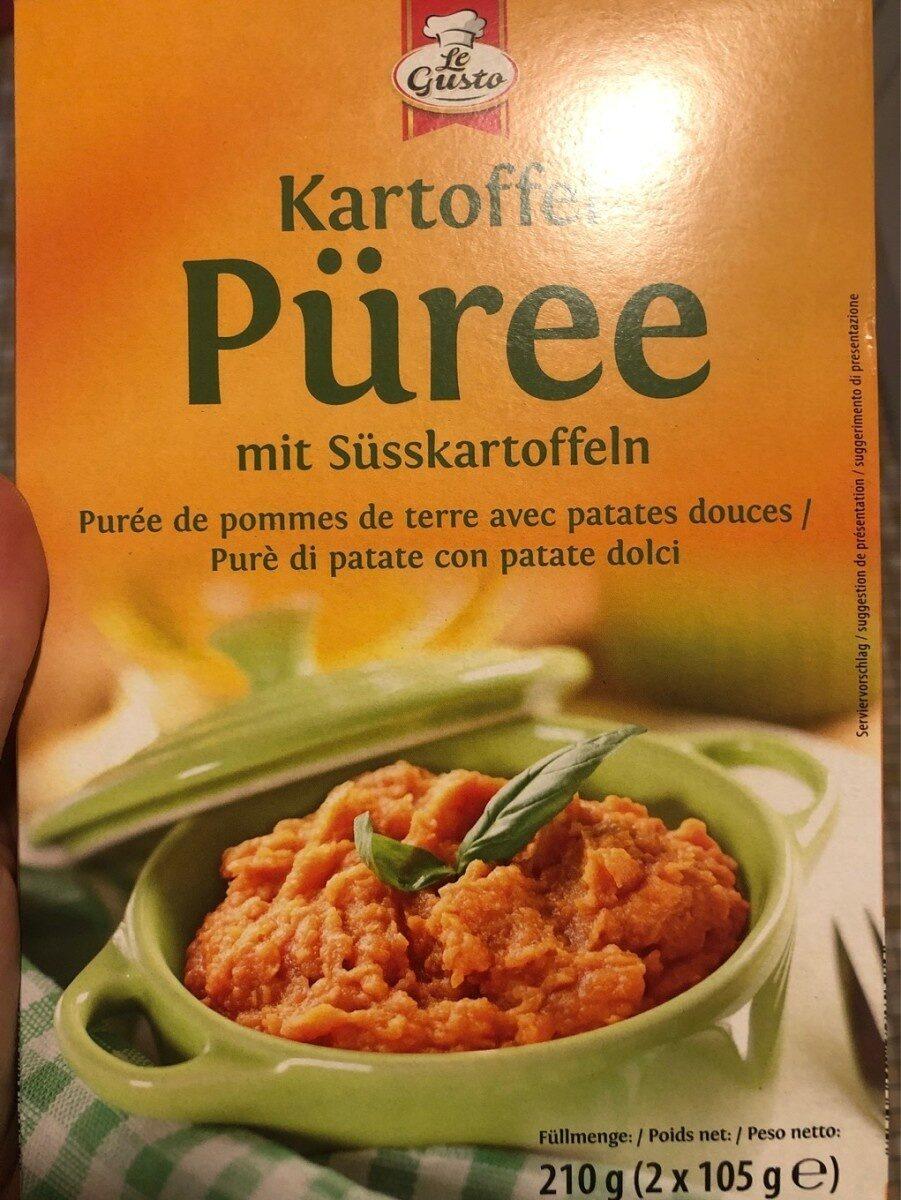 Kartoffel puree - Prodotto - fr