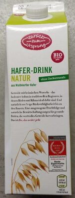 Hafer-Drink - Product