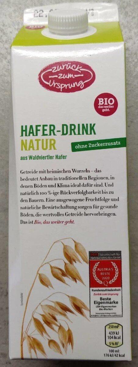 Hafer-Drink - Product - de