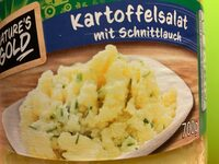 Natures Gold - Kartoffelsalat mit Schnittlauch - Produit - de