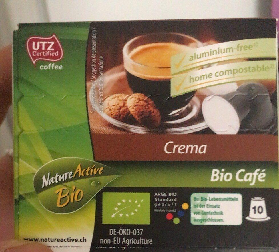 Bio café crema - Prodotto - fr