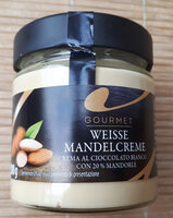 Crème blanche à l'amande - Produit - fr