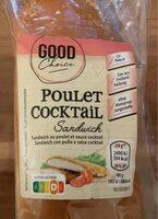 Sandwich Poulet Cocktail - Prodotto - fr