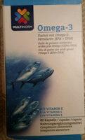 omega-3 - Produit