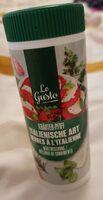 Herbes à l'italienne - Prodotto - fr