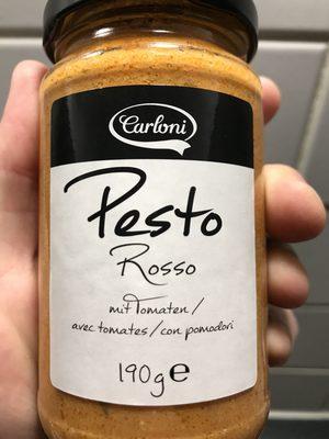 Pesto Rosso mit Tomaten - Product