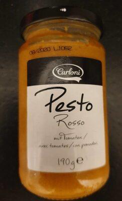 Pesto Rosso mit Tomaten - Voedigswaarden