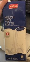 MILCH LAIT LATTE MILFINA - Prodotto - fr