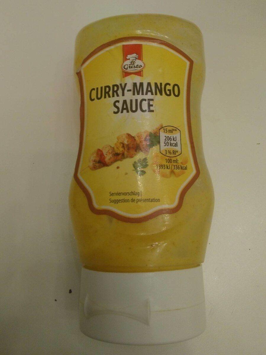 Curry-Mango Sauce - Prodotto - fr