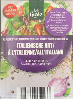 Sauce à l'italienne - Prodotto - fr