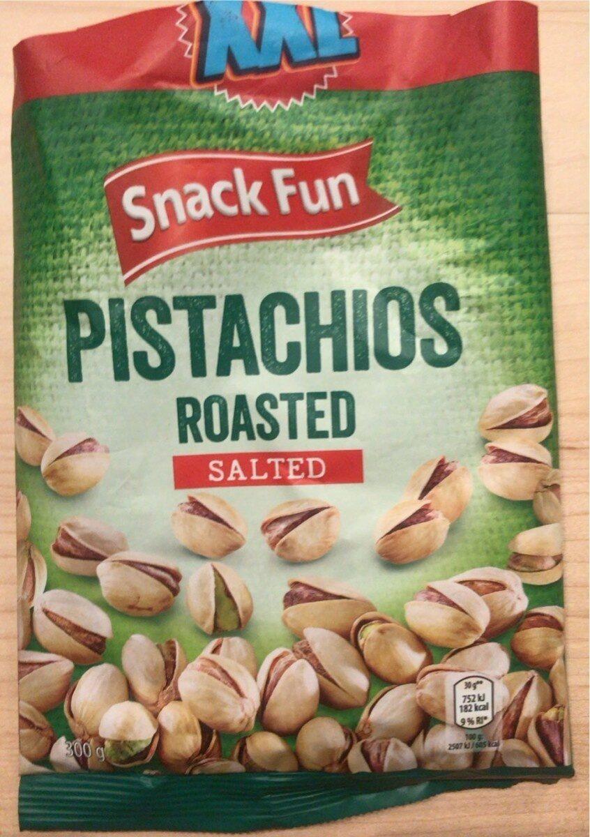Pistachios Roastee - Product - fr